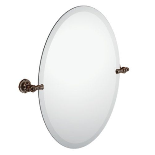 Moen Dn0892orb Gilcrest Mirror With Pivoting Decorative Hardware