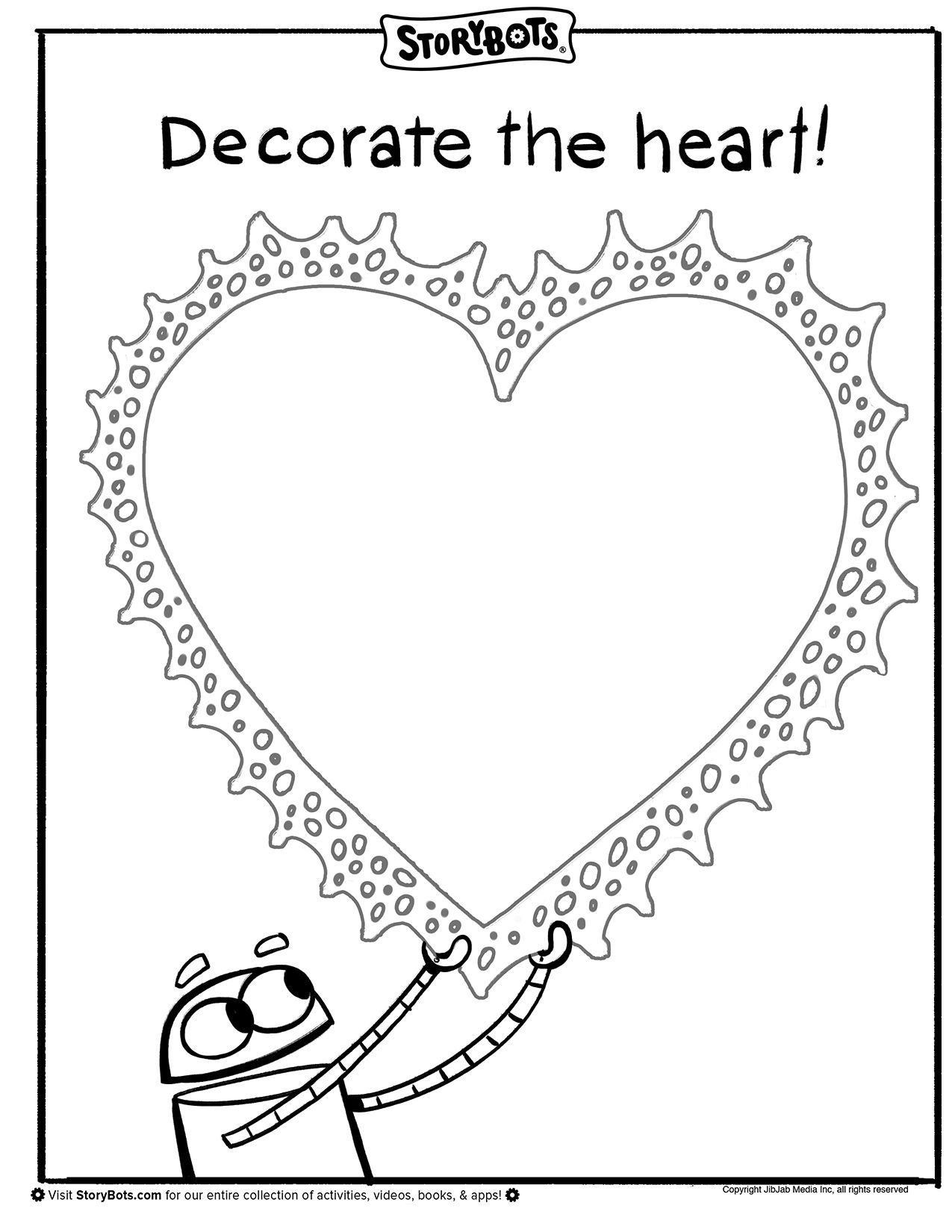 Decorate The Heart
