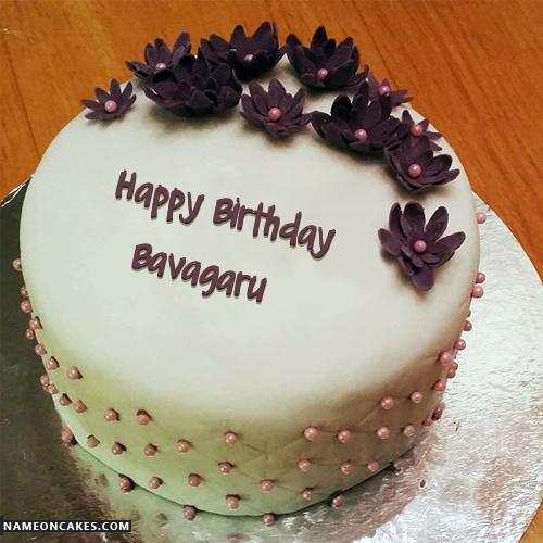 Beautiful Birthday Cakes Happy Cake Girls 50th Butter