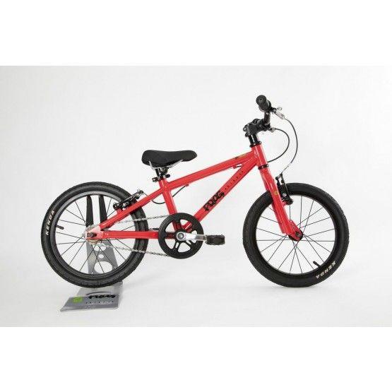 Lovely Red Frog 48 Kids' Bike   Little Bike Company, lightweight bikes for kids