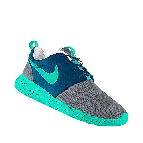 """My new favorite Nike tennis shoe the Nike Roshe Run iD and on the heels I made it say """"Time to go beast"""". I know, they sound awesome and are awesome."""