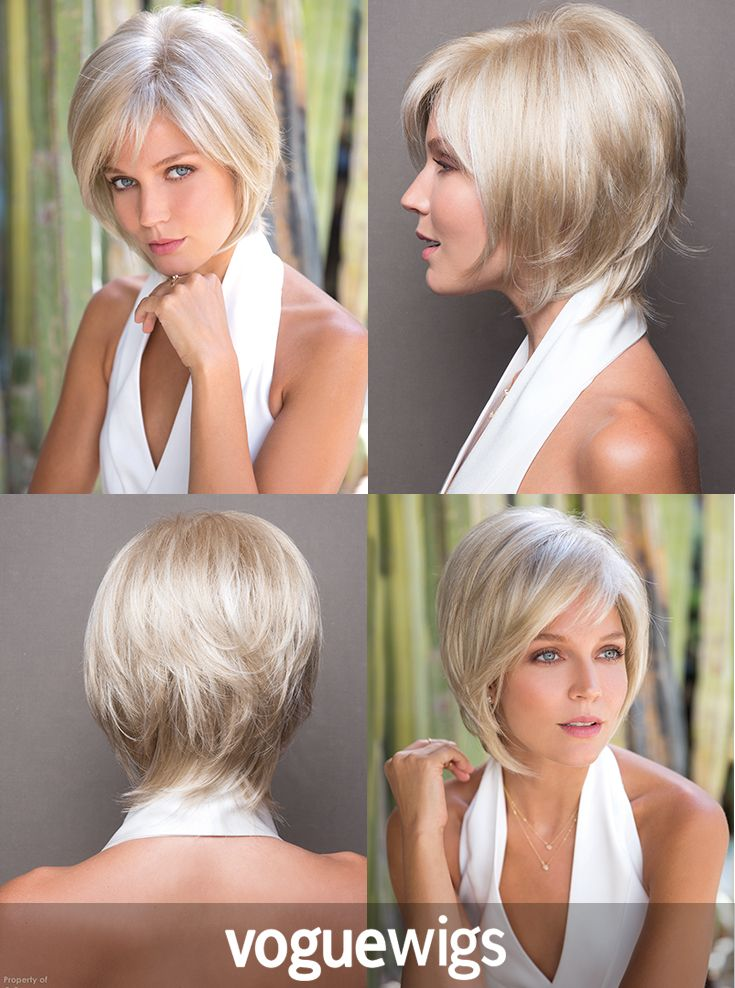 Polished and refined, The Reese PM Synthetic Wig by Noriko is a sassy tousled bob with a perfect fringe. Indulge in the comfort of alternative hair, handcrafted from the comfort of alternative hair, handcrafted from the finest materials available and be taken to a whole new level of personal beauty. You deserve the Ultimate Wig Experience.