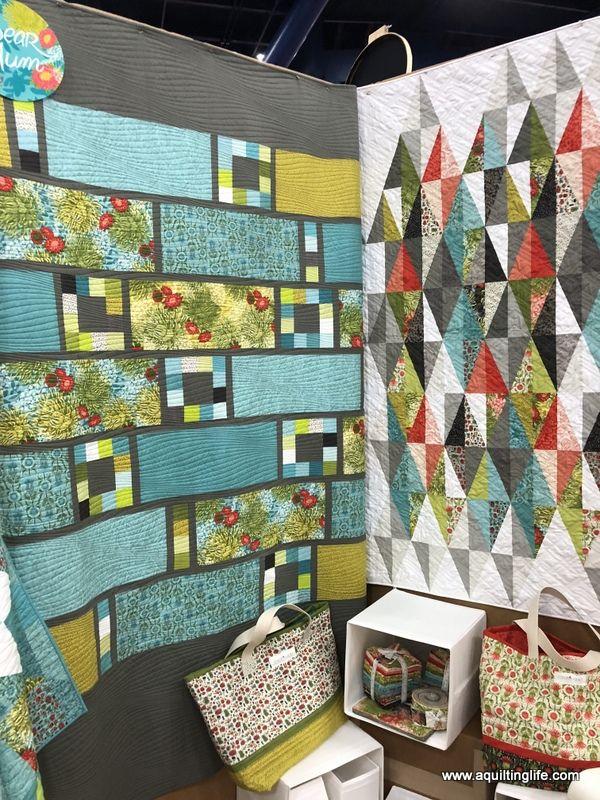 Quilt Market Houston 2017 Part 2 | A Quilting Life - a quilt blog ... : quilt market houston - Adamdwight.com
