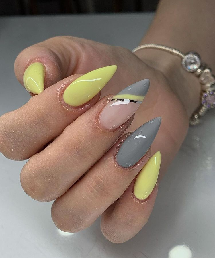 Photo of 57 Best nail designs in trend 2020