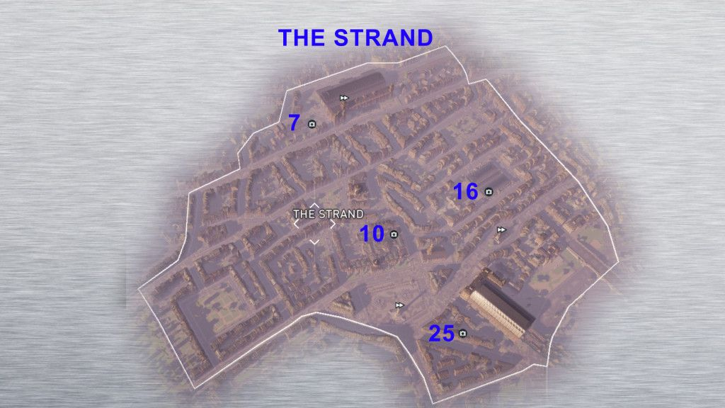 The Strand Secrets Of London Assassins Creed Syndicate Secrets