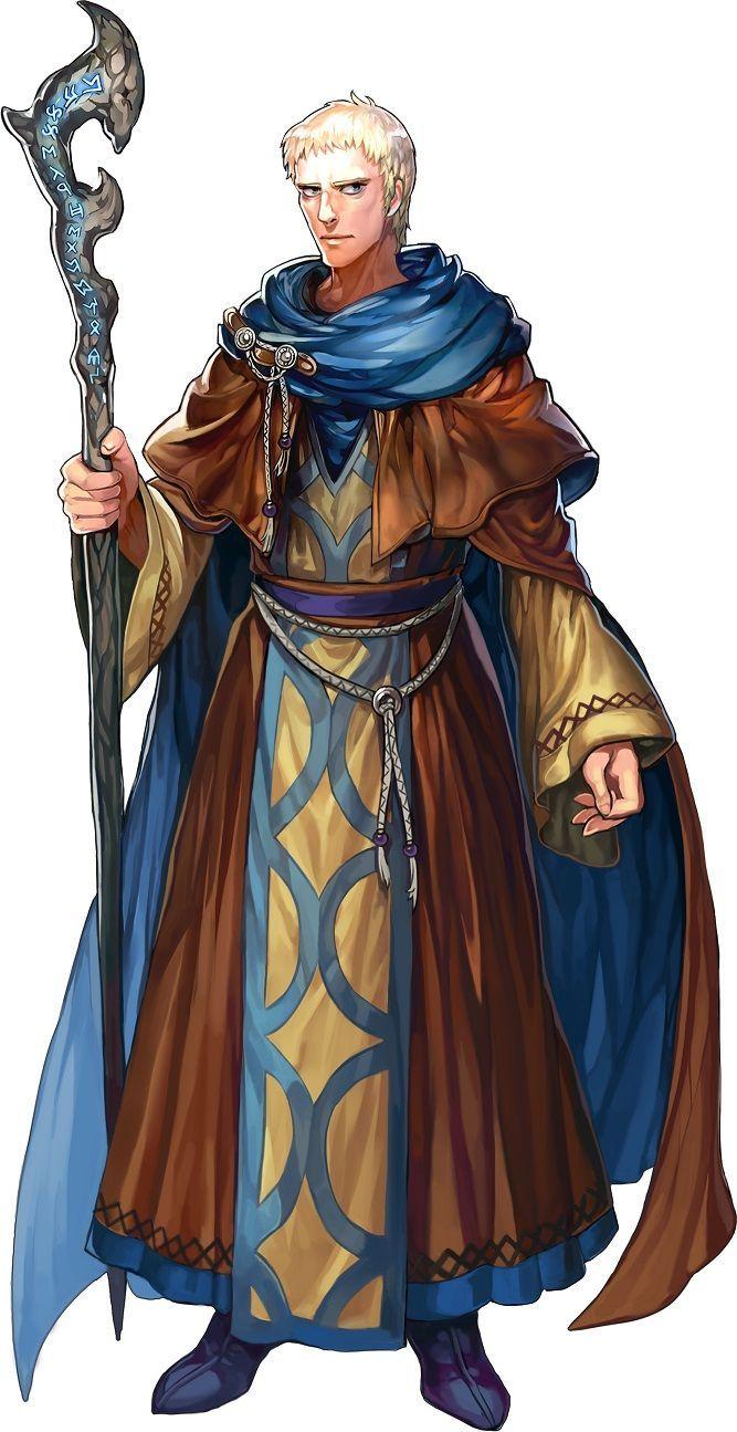 Character Design Dnd : F af e dee dnd wizard kirin g