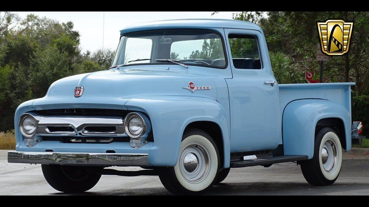 1956 Ford F100 Gateway Classic Cars Orlando #620