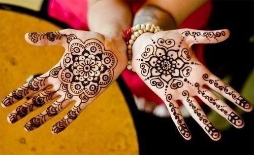 Mehndi Design Leg And Hand : Basic henna designs leg mehndi design images mehendi for