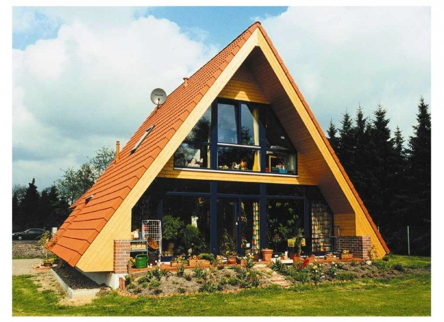 Wooden country house house pinterest maison cabane for Wochenendhaus modern bauen