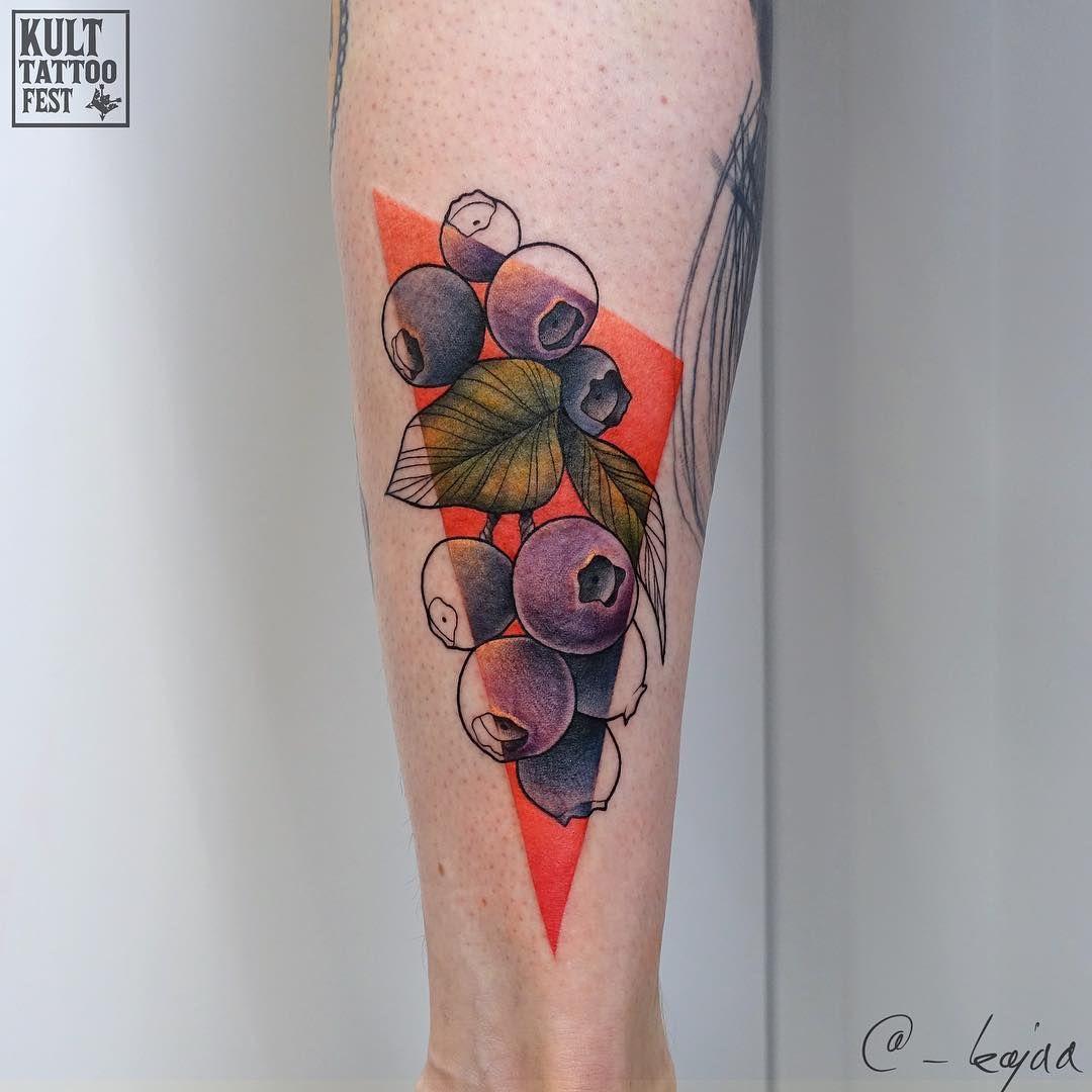 Tattoo By At Kajaa Done At Kult Tattoo Fest Kraków Poland