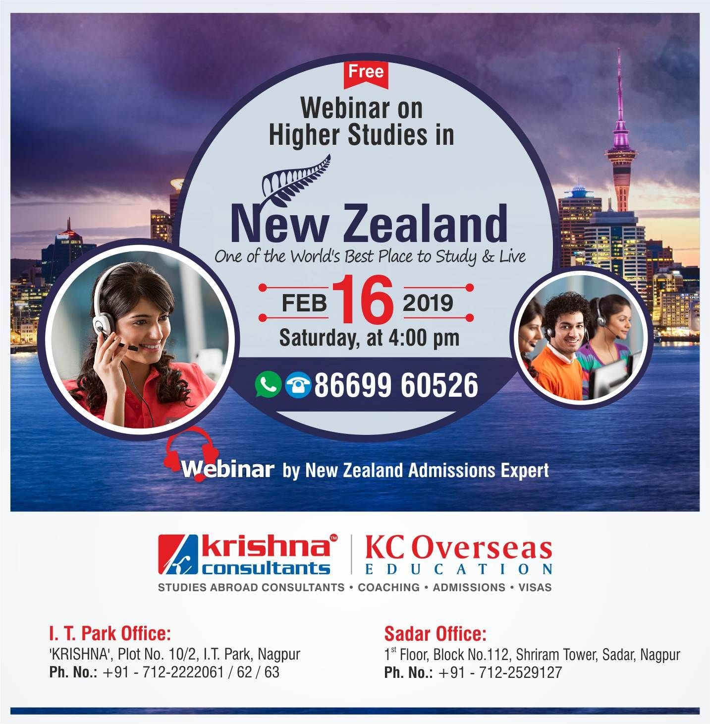 Studying In New Zealand Just Became Easy If You Want To Know All