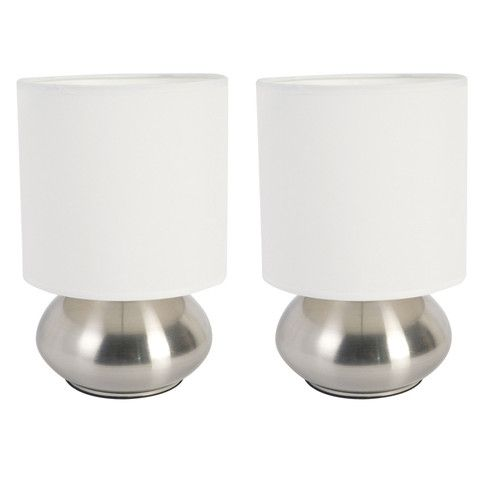 Bedroom Table Lamp with On/ Off Touch Sensor – lightaccents.com