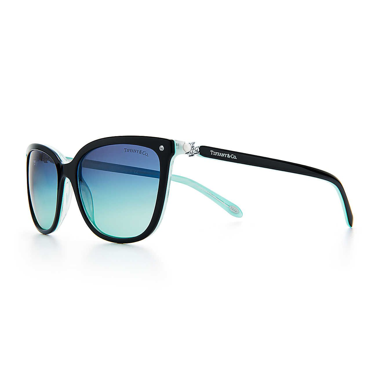 Tiffany Signature™:Square Sunglasses   Tiffany and Clothes