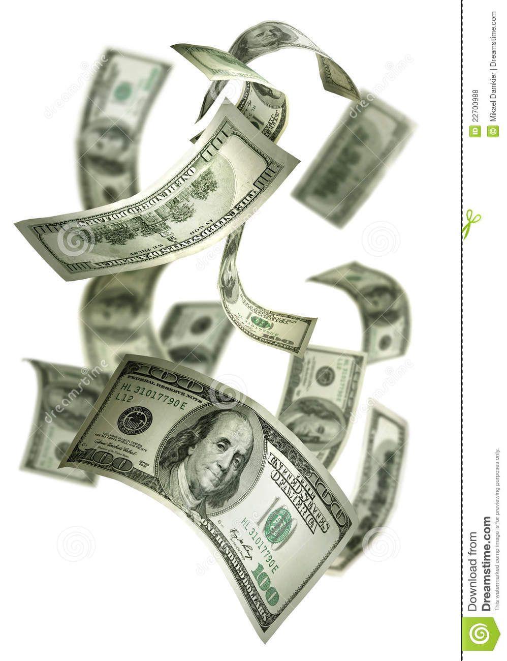 Falling Money 100 Bills Photo Of Falling Money 100 Bills On White Sponsored Advertisement Sponsored Money Phot In 2020 Banknotes Design Money Tattoo Money