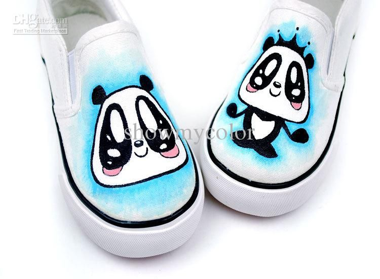 Colorful Painting Turtles Women's Casual Shoes Canvas Slip Low Top Simple