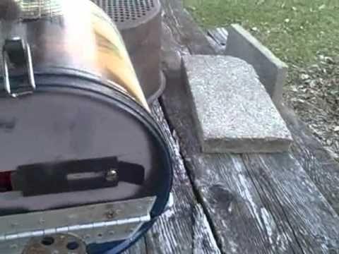 DIY Hunter Tent Stove Wood burner & DIY Hunter Tent Stove Wood burner | Cool Camping Stuff | Pinterest ...