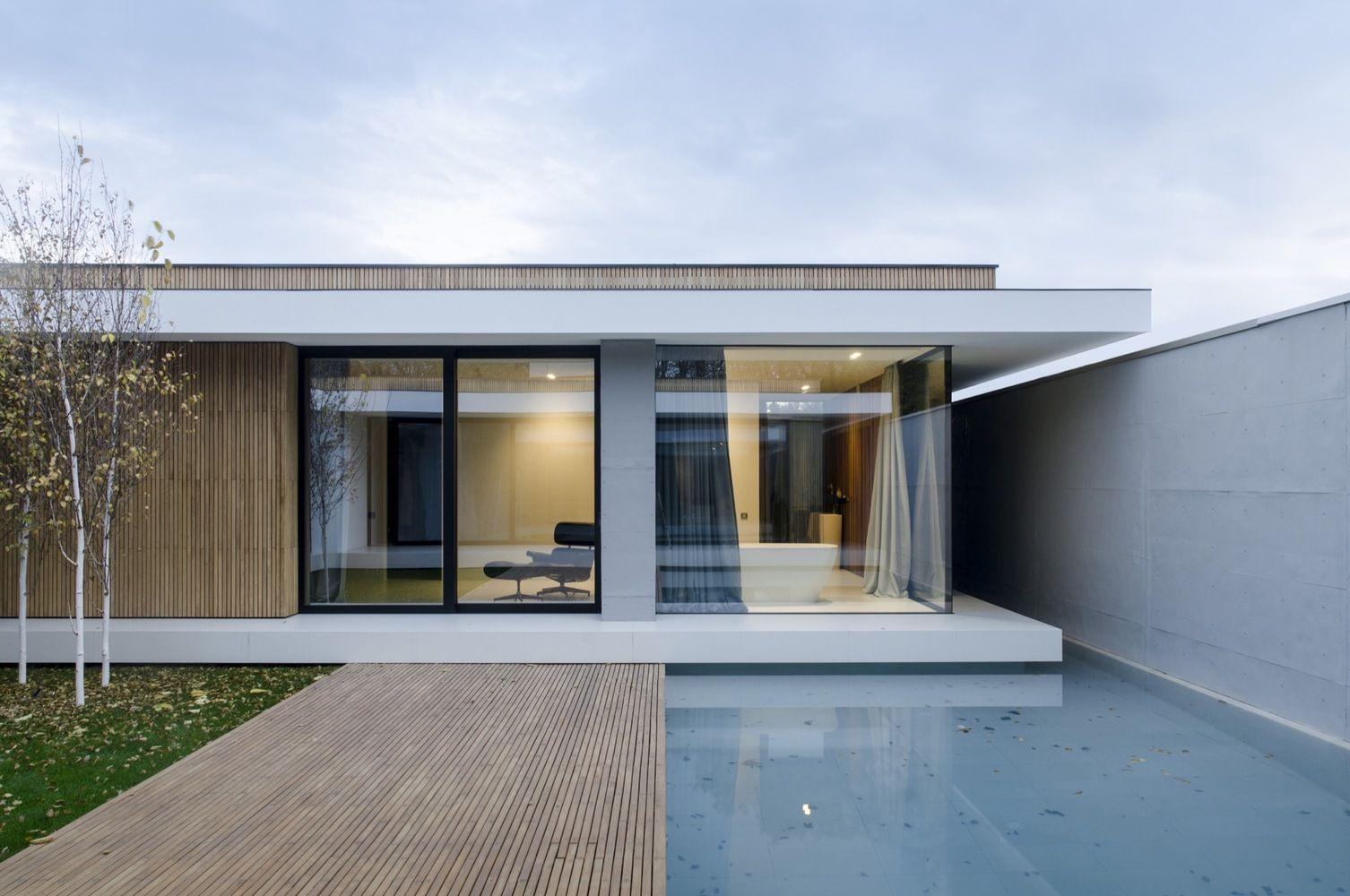 Galeria de Casa Piano / LINE architects - 26   Moderne häuser und ...