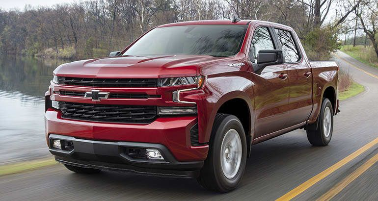 2019 Chevrolet Silverado How To Find The Best Trim Level For You Chevy Silverado Chevrolet Silverado 1500 Chevy Silverado 1500