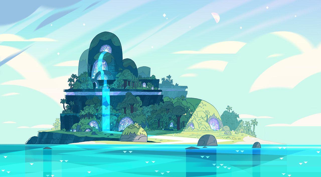 Steven Universe Backgrounds in 2020 Steven universe
