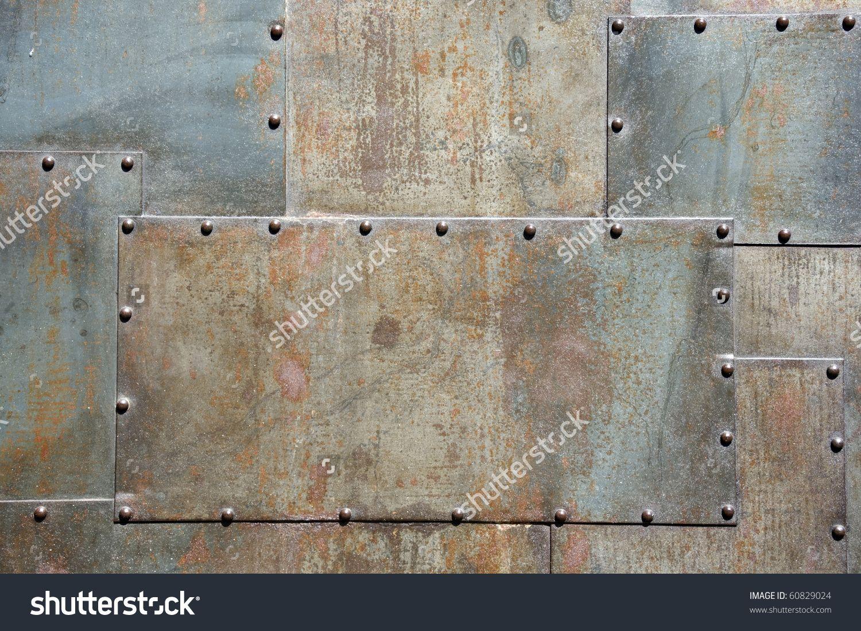 Sheet Metal Panels Stock Photos Images Pictures Metal Panels Sheet Metal Wall Faux Tin Ceiling