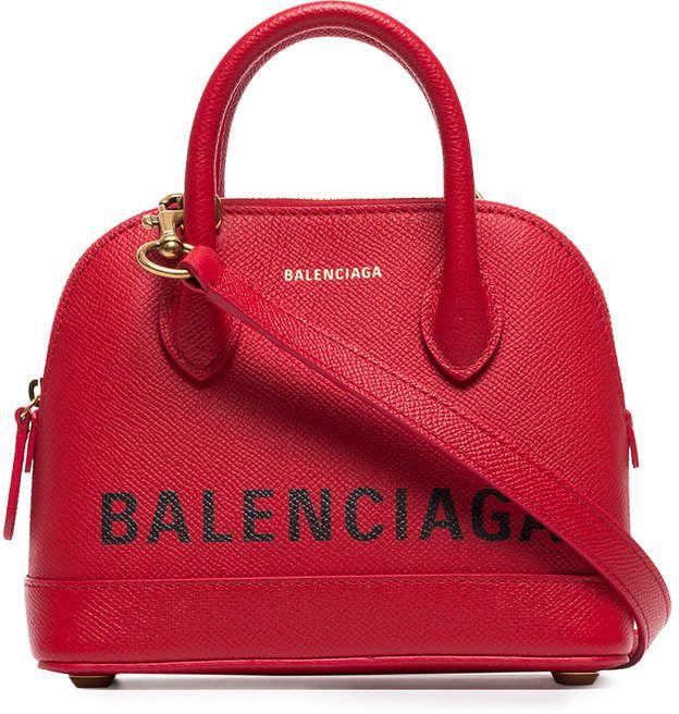 Balenciaga Ville Top Handle XXS Tote (com imagens)   Bolsa