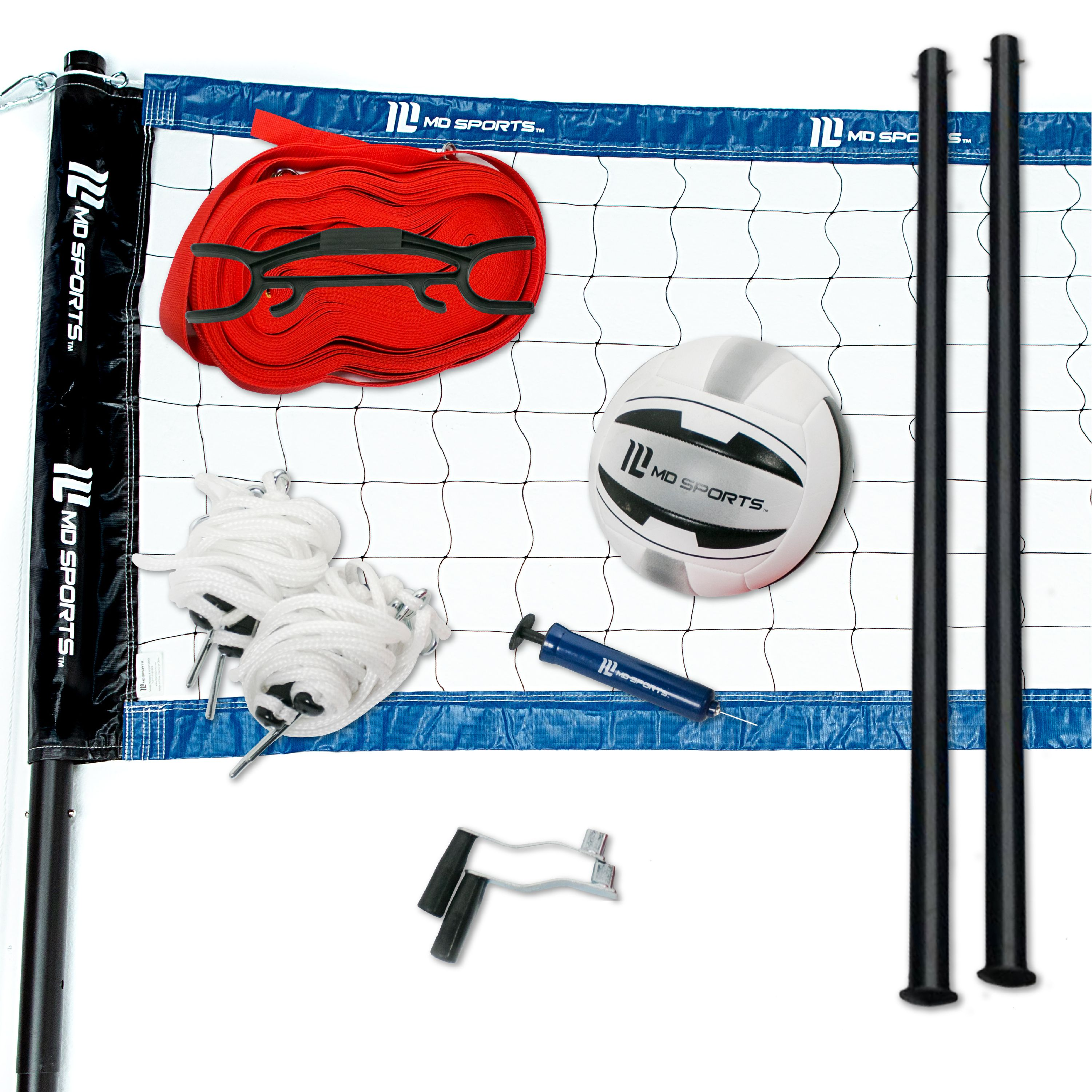 Md Sports Regulation Size Professional Volleyball Set Ad Regulation Affiliate Sports Md In 2020 Volleyball Set Professional Volleyball Volleyball Net Set