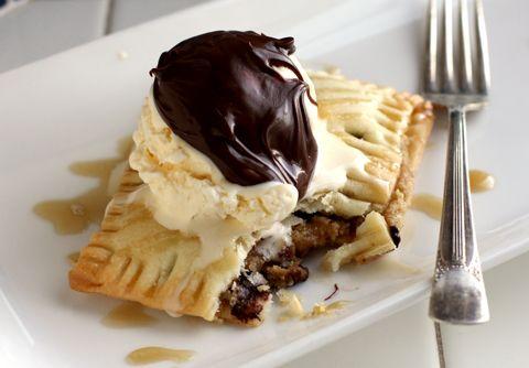 Chocolate Chip Cookie Dough Poptarts