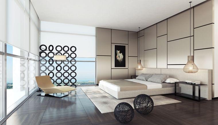 Lampadari Camera Da Letto Moderna : Arredamento camera da letto moderna lampadari sospensione camera