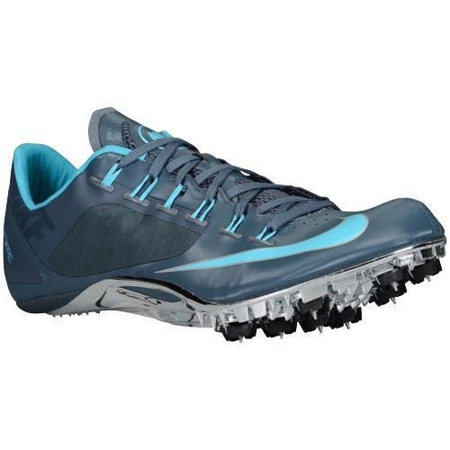 huge selection of 797a4 90417 Nike Zoom Superfly R4 - Men s - Track   Field - Shoes - Dark Armory  Blue Metallic Silver Gamma Blue
