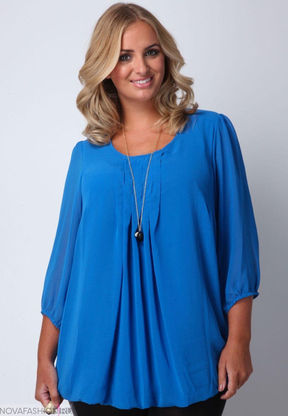 Блузки для полных женщин которые их стройнят выкройка фото 374