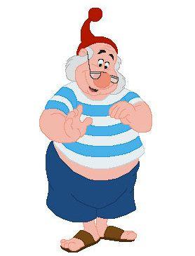 816f3fb3 DIY Mr. Smee Hat | Peter Pan | Peter pan costumes, Halloween ...