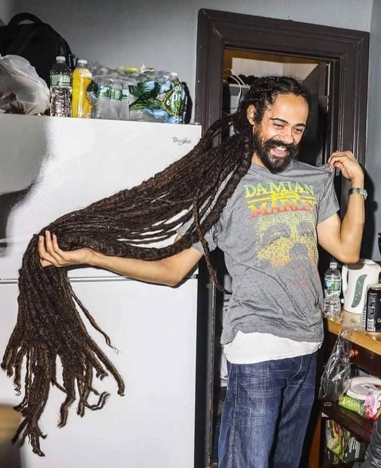 Damian Marley Damian Marley Long Dreads Dreadlock Styles