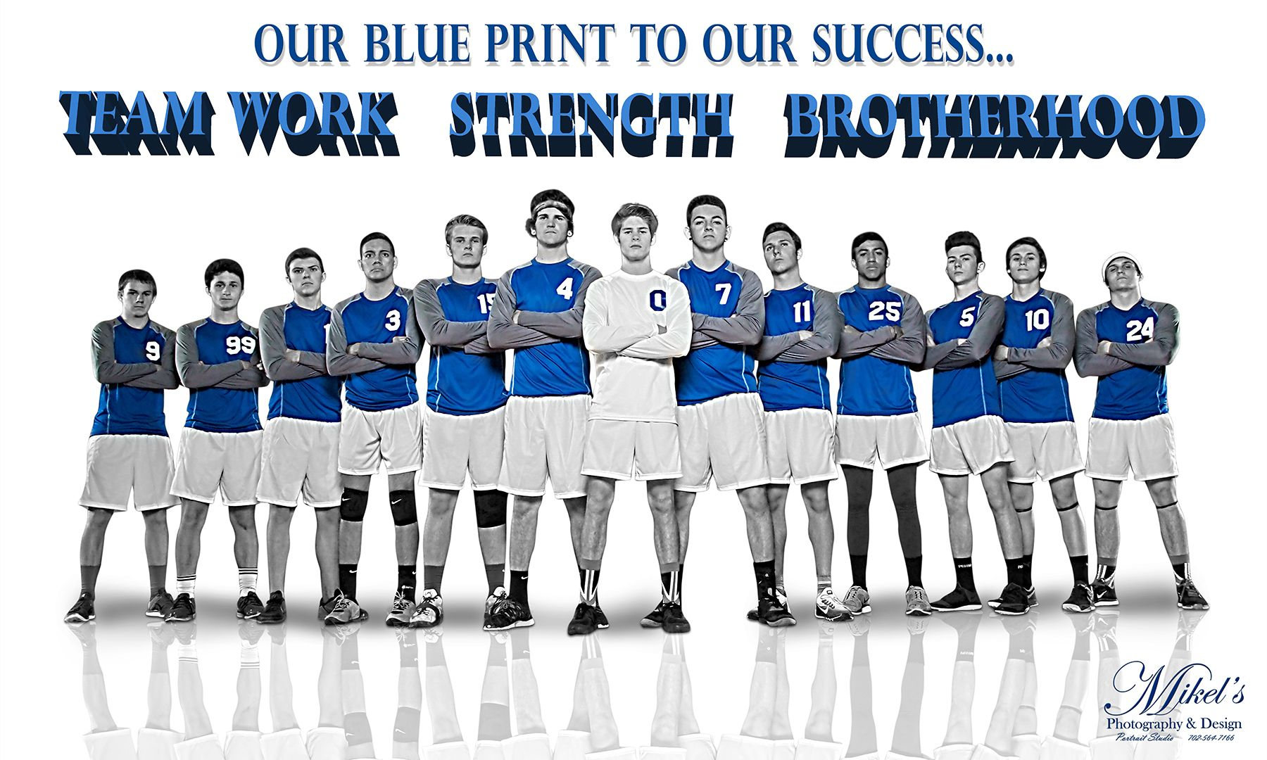 Bhsd Men S Volleyball Team Banner Blue Print Of Success Mikel S Photography Design Www Mikelsphotography Com 702 Mens Volleyball Team Banner Volleyball Team