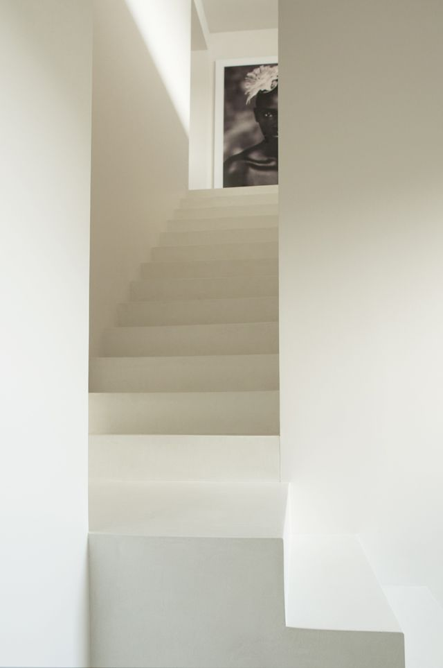 Amazing Home Knokke   Béton Ciré Stairs U0026 Floor By Kameleon Interiors For Charlie  Wittock