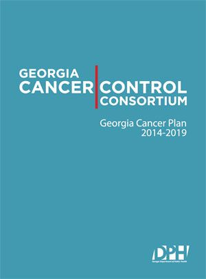 GeorgiaS Comprehensive Cancer Control Plan  Cancer Registry