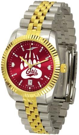Montana Grizzlies NCAA Mens 23Kt Executive Watch SunTime. $141.95. Save 21%!