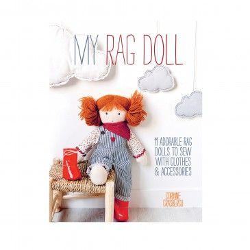 "Corinne Crasbercu ""My Rag Doll"" Book | The Craft Channel"