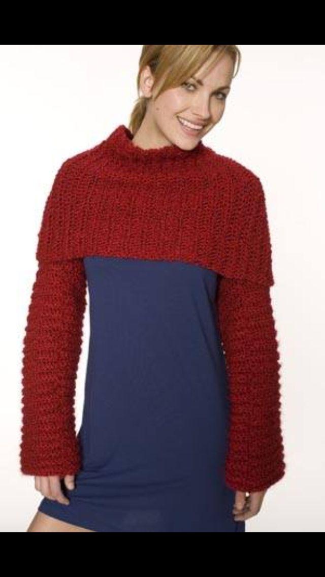 Hæklet Sjælevarmer Sweaters Tops Crochet Crochet Patterns