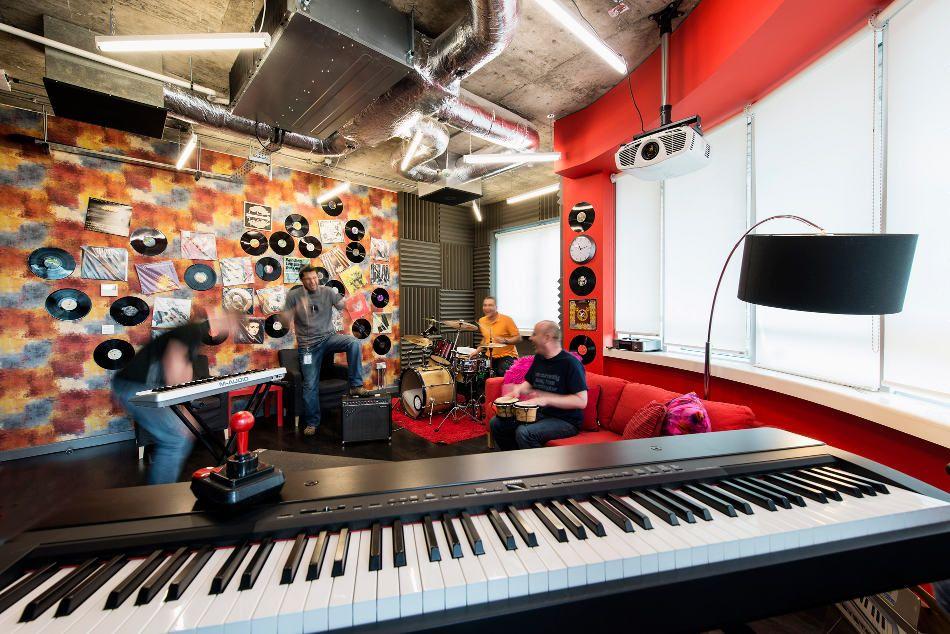 google office fun. Google Style Office 3 Fun