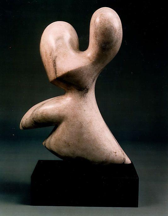 Fruit Agressif Jean Arp  (French (born Germany), Strasbourg 1886–1966 Basel)