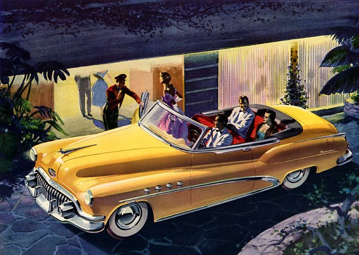Suntrup Buick Gmc >> 1952 Buick Roadmaster Suntrup Buick Gmc 4200 N Service Road