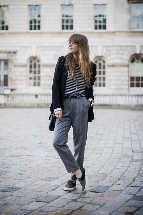 What I'd Wear : The Outfit Database (source : Just...