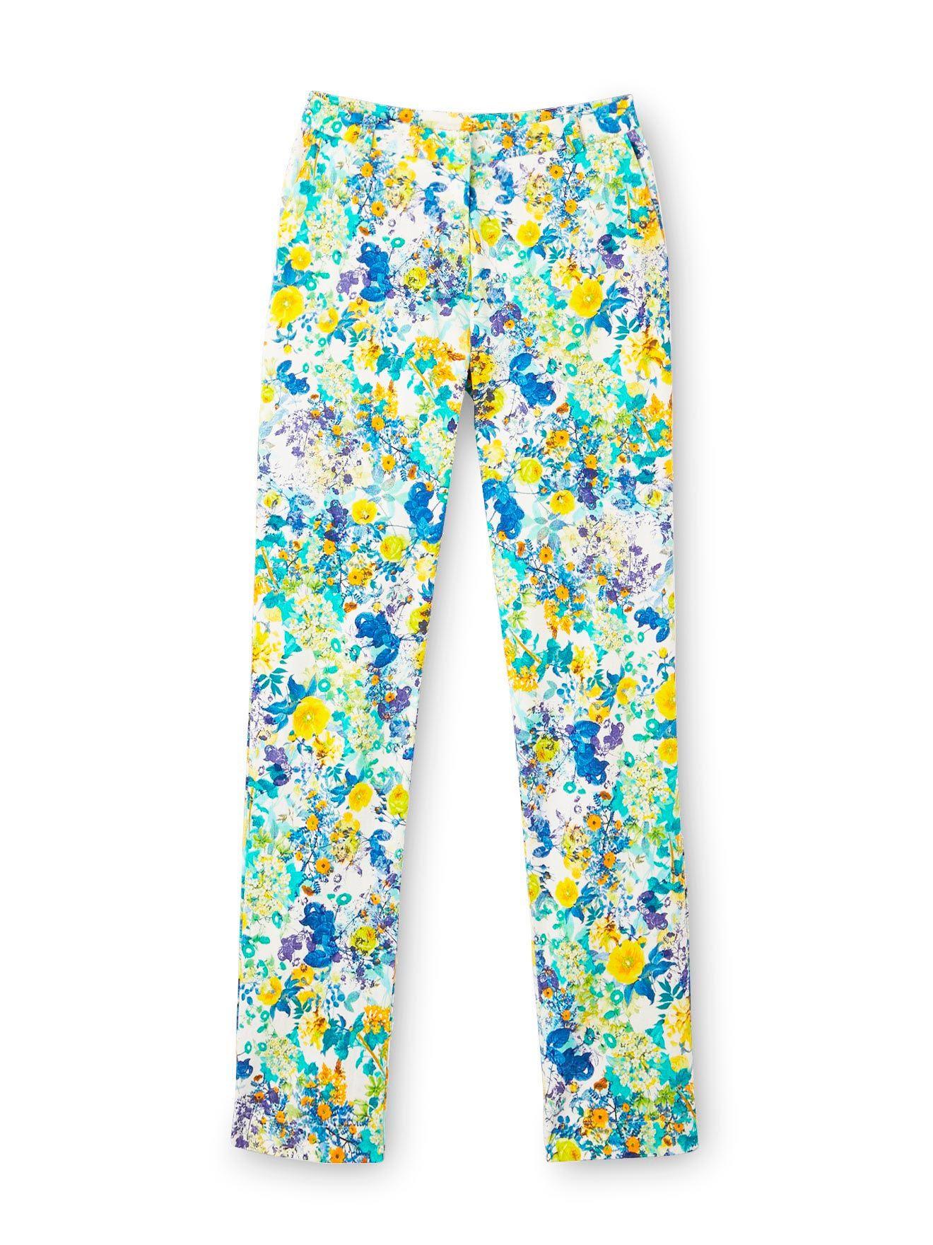 meilleur service a8ea5 3bca9 Pantalon 7/8ème imprimé-Femme-Celaia   balsamik.fr   Fashion ...