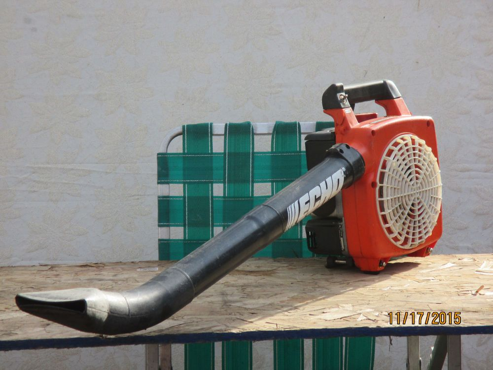 Echo Pb 210e Vintage Blower Blowers Landscaping Tools Leaf Blower