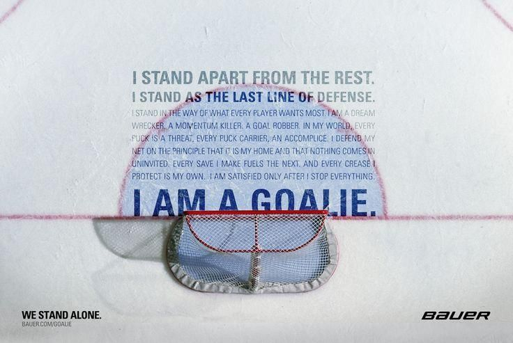 Need To Print This Out For My Daughter EtobDolphins Goalie Hockey Girlshockey
