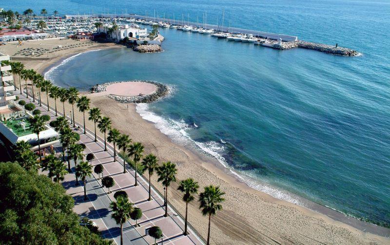 La Venus Beach Marbella Spain Marbella Playa Málaga