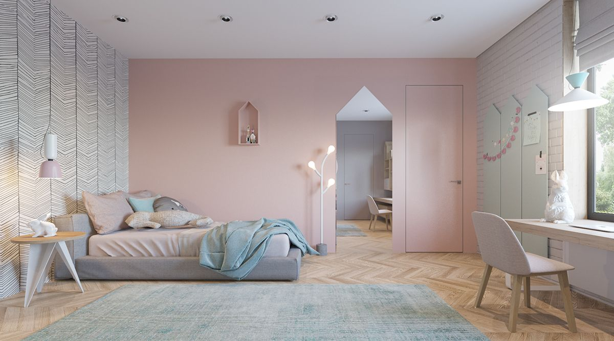 Modern Minimalist Bedroom Designs With a Which