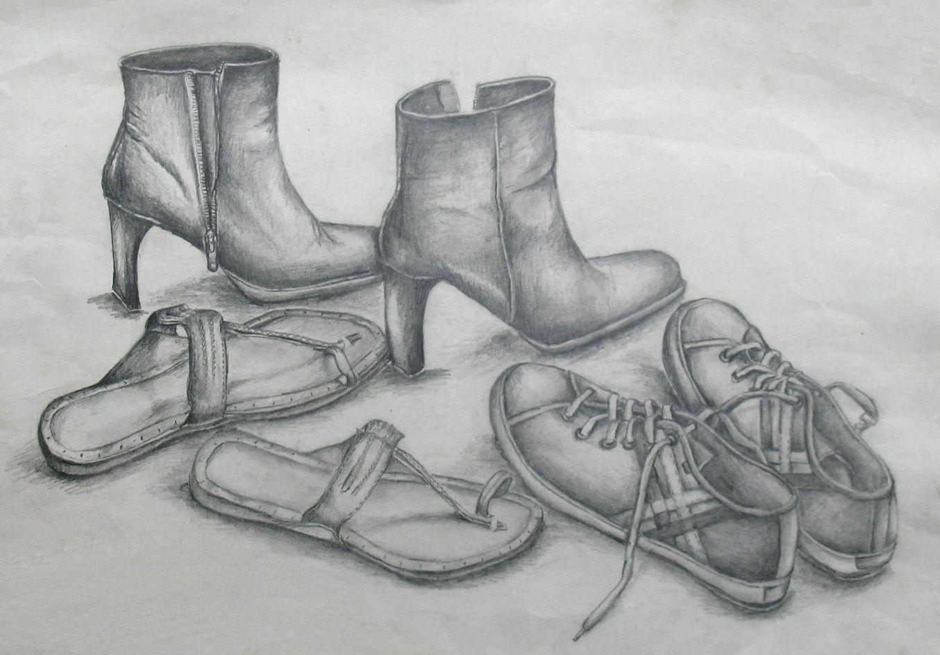 Still Life Drawing Ideas For Beginners Easy still lif