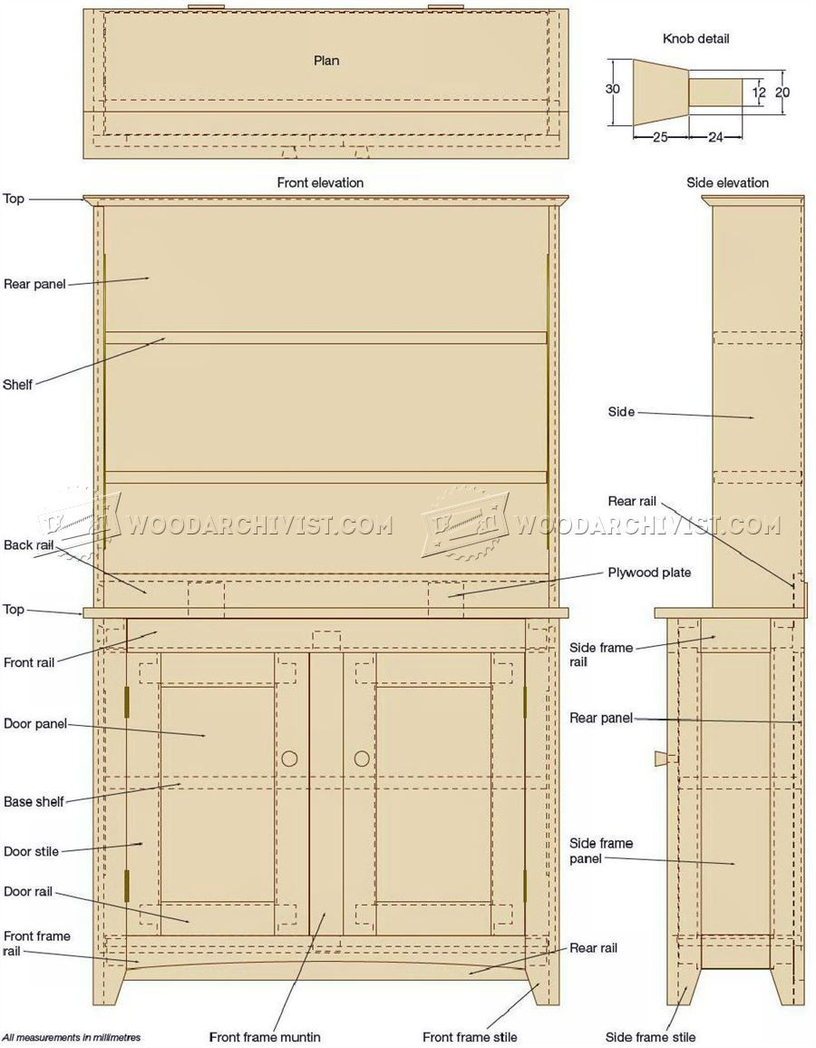 Shaker Bookcase Plans - Best Paint to Paint Furniture Check more at http://