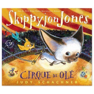 Skippyjon Jones Cirque De Ole Book Trailer Books Worth Reading